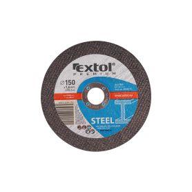 EXTOL-PREMIUM EX8808119 Kotouč řezný na ocel, 230x1,9x22,2mm Řezné kotouče