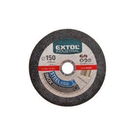 EXTOL-INDUSTRIAL EX8701019 Kotouč řezný na ocel/nerez, 230x1,6x22,2mm Řezné kotouče