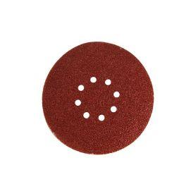 EXTOL-PREMIUM EX8803593 Papír brusný výsek, suchý zip, bal. 10ks, 225mm, P80, pro 8894210 Brusky - příslušenství