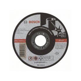 BOSCH 2608600093 Dělicí kotouč rovný Expert for Inox - AS 46 T INOX BF, 115 mm, 2,0 mm Řezné kotouče