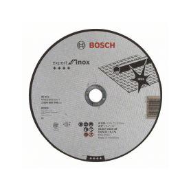BOSCH 2608600096 Dělicí kotouč rovný Expert for Inox - AS 46 T INOX BF, 230 mm, 2,0 mm - 3165140070928 Řezné kotouče