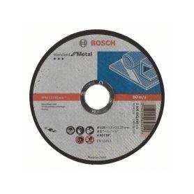 BOSCH 2608603165 Dělicí kotouč rovný Standard for Metal - A 60 T BF, 125 mm, 22,23 mm, 1,6 mm - 31651406582 Řezné kotouče