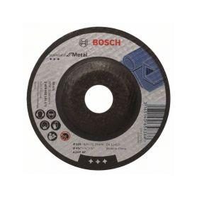 BOSCH Hrubovací kotouč profilovaný Standard for Metal - A 24 P BF, 115 mm, 22,23 mm, 6,0 mm - 31 BOSCH