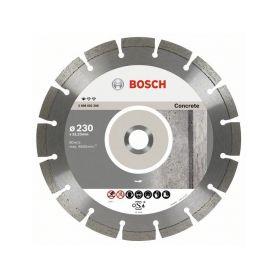 BOSCH 2608603243 Diamantový dělicí kotouč Standard for Concrete Sada 10ks - 230 x 22,23 x 2,3 x 10 mm Diamantové řezné kotouče