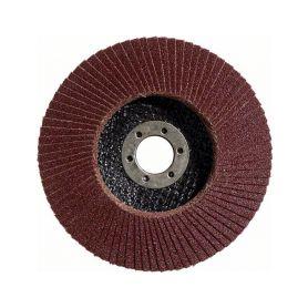 BOSCH 2608603714 Lamelový brusný kotouč X431, Standard for Metal; 115 x 22,23 mm, 80 Lamelové kotouče