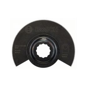 BOSCH Bimetalový segmentový pilový kotouč SACZ 100 BB Wood and Metal - 100 mm - 3165140717663 BOSCH 4-2608662041