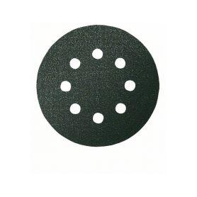 BOSCH Brusný papír F355, balení 5 ks; 125 mm, 80 - 3165140159333 BOSCH 4-2608605115