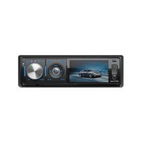 """SCC112D 1DIN autorádio s 3"""" LCD/DVD/CD/USB/SD/AUX, dálkové ovládání CD / DVD přehrávače"""