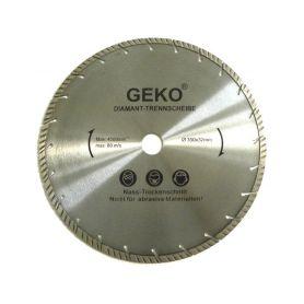 GEKO G00209 Diamantový řezný kotouč, 350x32mm Diamantové řezné kotouče