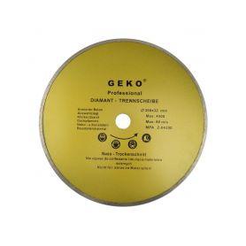 GEKO G00245 Diamantový řezný kotouč, 350x8x32mm Diamantové řezné kotouče