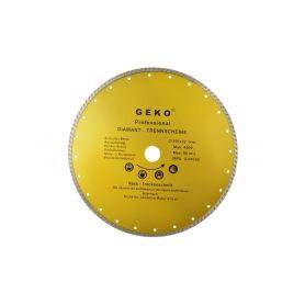 GEKO G00266 Diamantový řezný kotouč, TURBO, 350x8x32mm Diamantové řezné kotouče