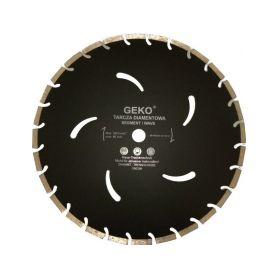 GEKO G00298 Diamantový řezný kotouč, 400x10x32mm Diamantové řezné kotouče