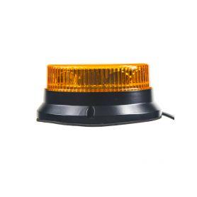 911-16F x PROFI LED maják 12-24V 12x3W oranžový, 74x170mm, ECE R65 LED pevná montáž