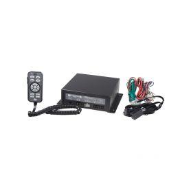 SN300WS4 x Profesionální výstražný systém s mikrofonem 300W Profi výstražná zařízení