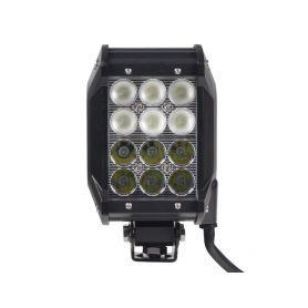 Stualarm LED BA15s bílá, 12-24V, 18LED/5730SMD 1-95116
