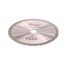 GEKO G78031 Kotouč pilový vidiový s otvory, 160x20x60T Pilové kotouče