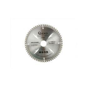 GEKO G78051 Kotouč pilový vidiový s otvory, 200x32x60T Pilové kotouče