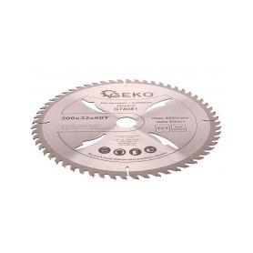 GEKO G78081 Kotouč pilový, 300x32x60T Pilové kotouče