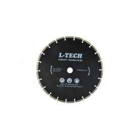 GEKO Diamantový řezný kotouč segmentový, 300x8x25,4mm GEKO