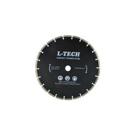 GEKO G00227 Diamantový řezný kotouč segmentový, 300x8x25,4mm Diamantové řezné kotouče