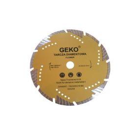 GEKO G00290 Diamantový řezný kotouč, 230x22mm Diamantové řezné kotouče