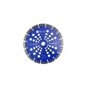 GEKO G78321 Řezný kotouč diamantový segmentový, 125x22x10mm Diamantové řezné kotouče