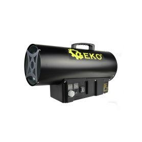 GEKO Horkovzdušná plynová turbína s termostatem, 40kW GEKO 4-g80412
