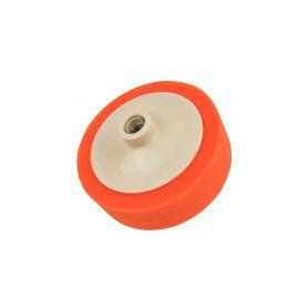 GEKO G00326 Houba leštící oranžová, 150x45 mm, M14, Brusky - příslušenství