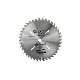 GEKO G78156 Kotouč pilový do dřeva, 400x30 mm, 40T Pilové kotouče
