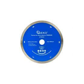 GEKO G78333 Diamantový řezný kotouč na keramické dlaždice 200mm x 10 x 1,6mm Diamantové řezné kotouče