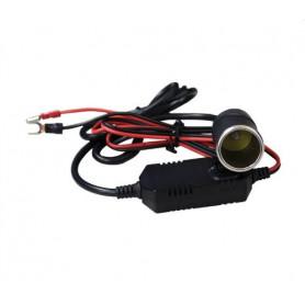 Sada kabeláže pro trvalou instalaci ve vozidle DOD DP4 Příslušenství záznamových kamer