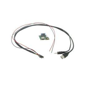 551HY1 USB+JACK konektor Hyundai USB/AUX kabely