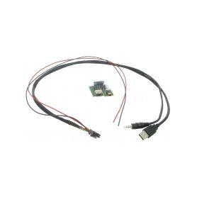 551KI1 USB+JACK konektor Kia USB/AUX kabely