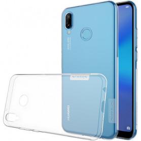 Nillkin Nillkin Nature TPU pouzdro Huawei P20 Lite čiré 38510-nature