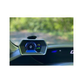 SE165 Palubní DISPLEJ LCD, OBDII, GPS s přísavkou BLIS, HUD projektory