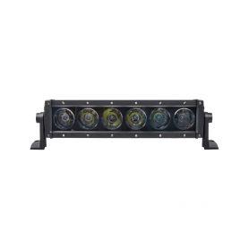 WLDR605 x LED rampa, 6x 10W, 325x79x100mm, R112 Halogenová + HID světla
