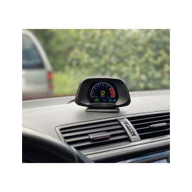 SE166 Palubní DISPLEJ LCD, OBDII, GPS na palubní desku BLIS, HUD projektory