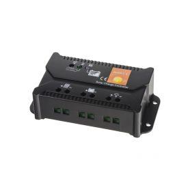 34401 Solární regulátor nabíjení 12V/24V, 5A Fotovoltaika