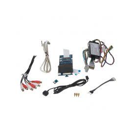 Stualarm USB+JACK konektor Opel Antara, Corsa D 1-551op1