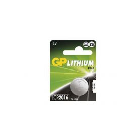 GP batteries GP batteries GP CR2016 baterie - lithium 3V