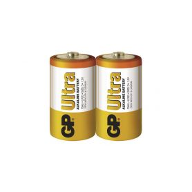 GP batteries GP batteries GP Ultra LR20 alkalická baterie 1,5V 2-110776-2