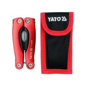YATO YT-76040 Multifunkční nůž, 9 funkcí Turistické a zavírací