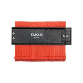 YATO YT-3735 Šablona na profily, 125 mm, magnetická Pracovní nože