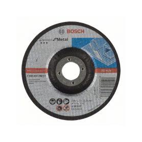 BOSCH 2608603160 Dělicí kotouč profilovaný Standard for Metal - A 30 S BF, 125 mm, 22,23 mm, 2,5 mm Řezné kotouče