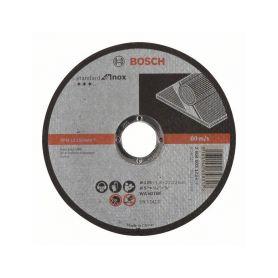 BOSCH Dělicí kotouč rovný Standard for Inox - WA 60 T BF, 125 mm, 22,23 mm, 1,6 mm - 31651406583 BOSCH