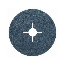 BOSCH 2608606731 Fíbrový brusný kotouč R574, Best for Metal; 125 mm, 22 mm, 24 - 3165140179966 Brusky - příslušenství