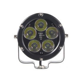 WLD501S LED světlo kulaté, 5x10W, ø105mm, R112 Halogenová + HID světla
