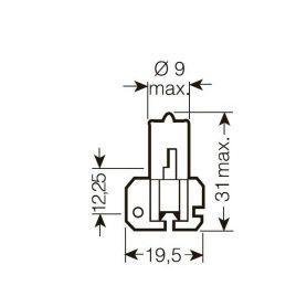OEM Xenony  1-os66140 OS66140 OSRAM 12V D1S 35W xenarc ORIGINAL (1ks)