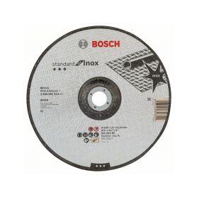 BOSCH 2608601514 Řezný kotouč Standard for INOX; 230x1,9mm, prolomený Řezné kotouče