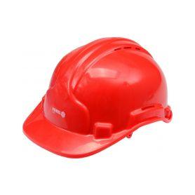 VOREL TO-74191 Ochranná přilba červená Další ochranné pomůcky